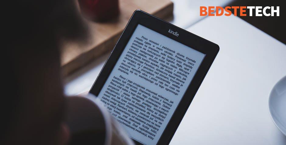 e-bogslæser test