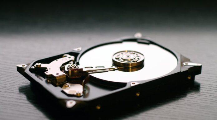 ekstern harddisk test