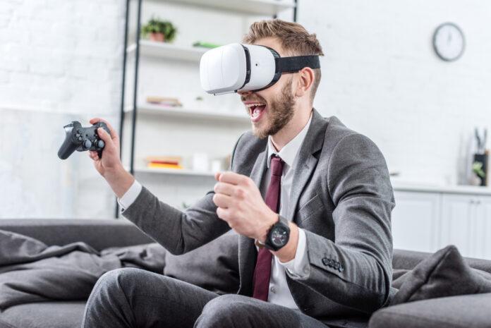 Spil og VR