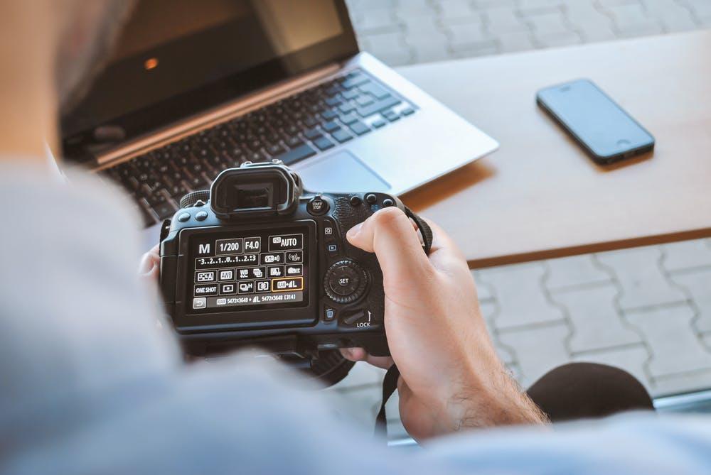 det bedste fotograf udstyr